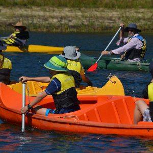 Canoeing image 1